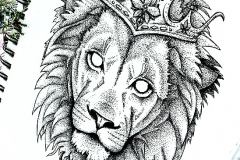 Лев дотворк