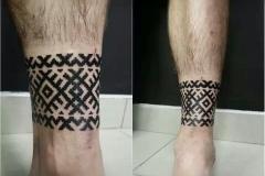 славянские орнаменты татуировка