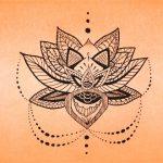 Значение татуировки лотос и куда их набивать