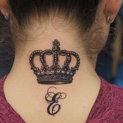 Значение татуировки корона