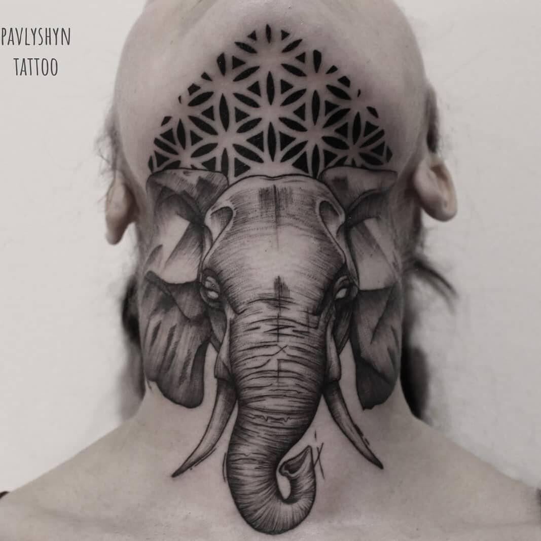 Tattoo artist Maya Smetana